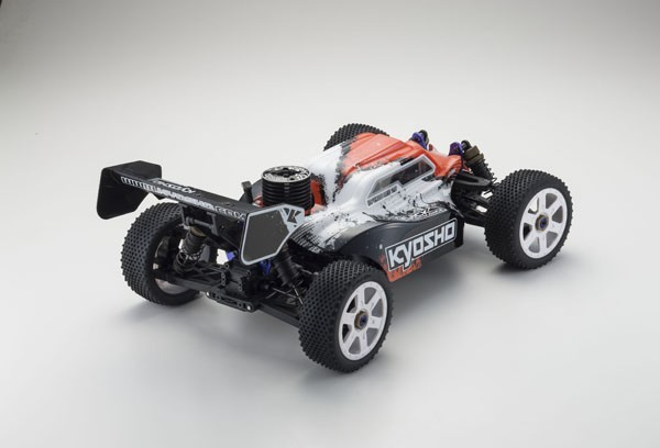 kyosho k33003t3b buggy rc thermique inferno neo 2 0 readyset t3 1 8. Black Bedroom Furniture Sets. Home Design Ideas