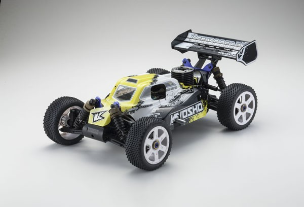 kyosho k33003t4b buggy rc thermique inferno neo 2 0 readyset t4 1 8. Black Bedroom Furniture Sets. Home Design Ideas