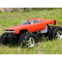 HPI 87007184 CARROSSERIE 1/8 DODGE CHARGER 1969