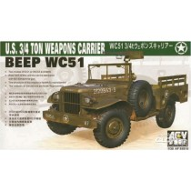 AFV-Club_35S15_WC-51_4x4_Weapons_Carrier_Dodg_1-35