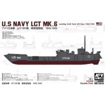 AFV-Club_SE73518_US_Navy_LCT_MK-6_Landing_Craft_Tank_501_Class_1-350