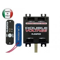 Alewings_CENTRALE_ALIMENTATION_DOUBLE_VOLTAGE_MGN_5-7.4V_20A