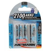 Ansmann_4_Accus_NIMH_AA_2100mAh