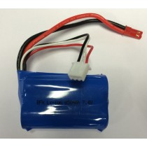 Batterie_Li-Ion_7.4V_850MAH