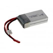 Batterie_LiPo_2S_7.4v_850mAh