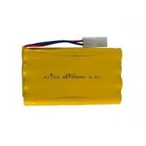 Batterie_NiMh_9.6v_700mAh
