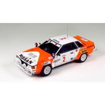 Beemax_Model_kits_24014_Nissan_240RS_Safari_Rally_1984