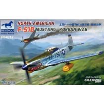 Bronco-Models_FB4012_F-51D_Mustang_Korean_War_1-48