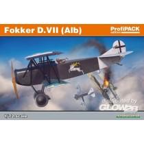 Eduard_70134_Fokker_D.VII_Profipack