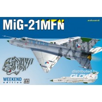 Eduard_7452_Mig-21MFN_Weekend_Edition