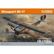 Eduard_8071_Nieuport_NI-17_Profipack