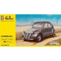 Heller_80175_Citroen_2CV_1-43