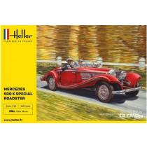 Heller_80710_Mercedes_500K_Special_Roadster_1-24