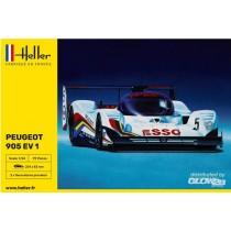 Heller_80718_Peugeot_905_EV-1_1-24