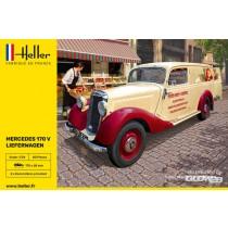 Heller_80736_Mercedes_MB-170_Lieferwagen_1-24
