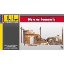 Heller_81250_diorama-ruines-normandie
