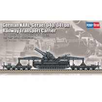 Hobby-Boss_82961_German_Karl_Geraert_On-Rail