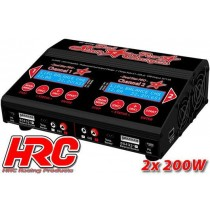 HRC_Chargeur_Dual_Star_2x200W