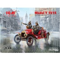 ICM_24017_Model_T_1914_Fire_Truck_With_Crew_1-24