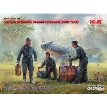 ICM_32109_German_Fuftwaffe_Ground_Personnel_1-32