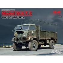 ICM_35507_Model_W.O.T.6_WWII_British_Truck_1-35