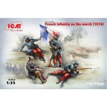 ICM_35705_French_Infantry_on_the_March_1914_1-35