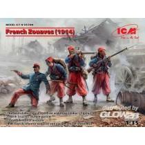 ICM_35709_Zouaves_Français_1914