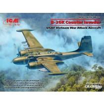 ICM_48279_B-26K_Counter_Invader_USAF_Vietnam_War_1-48