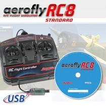 Ikarus_3031050_Simulateur_de_Vol_Aerofly_RC8_Standard_Game_Commander