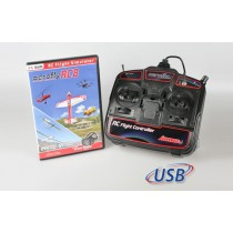Ikarus_IK3091010_Simulateur_Aerofly_RC8_Game_Commander