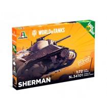 Italeri_34101_Word_of_Tank_Sherman