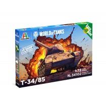 Italeri_34102_Word_of_Tank_T-34-85