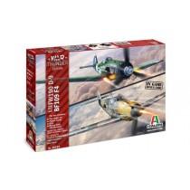 Italeri_35101_BF109F-4_FW190D-9_War_Thunder