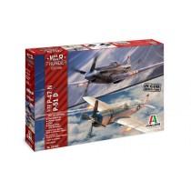 Italeri_35102_P-47N_P-51D_War_Thunder