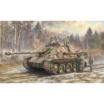 Italeri_6564_Jagdpanther_et_Equipage