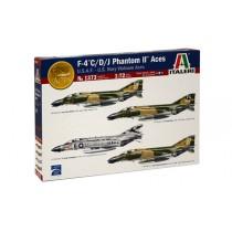 Italeri_I1373_F-4_C-D-J_Phantom_II_Aces_USAF_USNavy_Vietnam