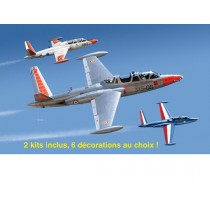 Kinetic_48051_Combo_2 Fouga_Magister_CM_170