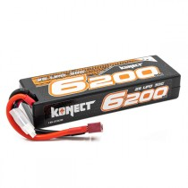 Konect-KN-LP2S6200_Accu_lipo_2S_7.4V_6200mah_50c_Hardcase