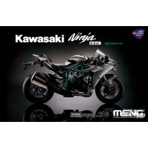 Meng_Model_MT-002S_Kawasaki_Ninja_H2_Pre-Colored_Edition