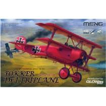 Meng_Model_QS-002_Fokker_DR.I_Triplan_1-32
