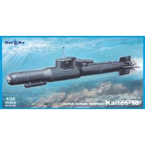 Micro-Mir-AmpiMM35-025_Kaiten-10_Japan_Human_Torpedo_1-35