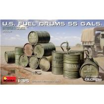 miniart_35592_US_Fuel_Drums_1-35