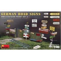 Miniart_35602_German_Road_Signs_WW2_1-35