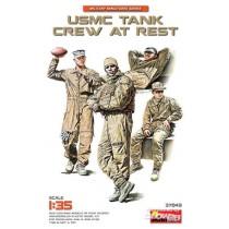MiniArt_37049_USMC_Tank_Crew_At_Rest_1-35