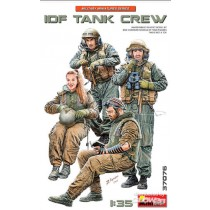 Miniart_37076_IDF_Tank_Crew_1-35