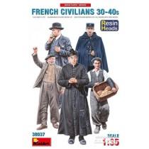 Miniart_38037_Civils_Francais_1-35