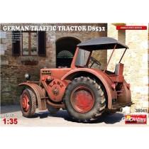 Miniart_38041_German_Traffic_Tractor_D8532_1-35