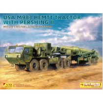 Modelcollect_72166_M983_Hemtt_Tractor_with_Pershing_II_Missile_1-72