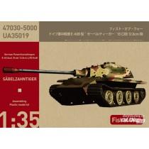 Modelcollect_UA35019_Sabeltiger_E60_Ausf.B_12.8cm_Kwk_1-35