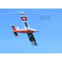 Multiplex_Pilatus_PC6_Rouge